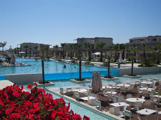 Avra Imperial Hotel: Panoramica