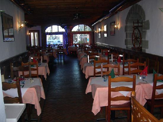 La Puccia: Seconde salle du restaurant