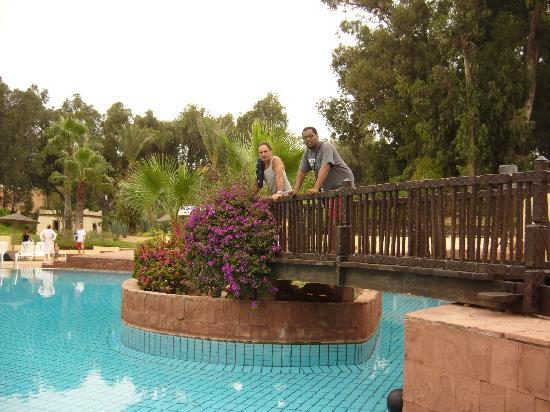 VClub Agadir : Le Palmarais posto stupendo ti portano con la navetta che pace