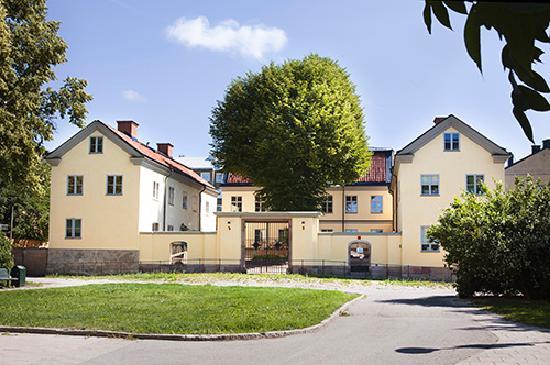 hotel hellstens malmgard stockholm schweden 249 hotel. Black Bedroom Furniture Sets. Home Design Ideas