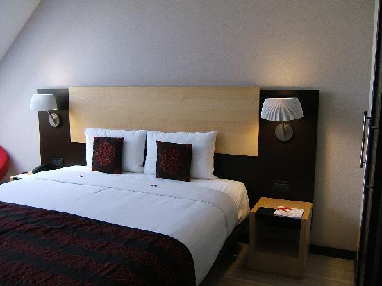 Hotel Parlament: la nostra stanza
