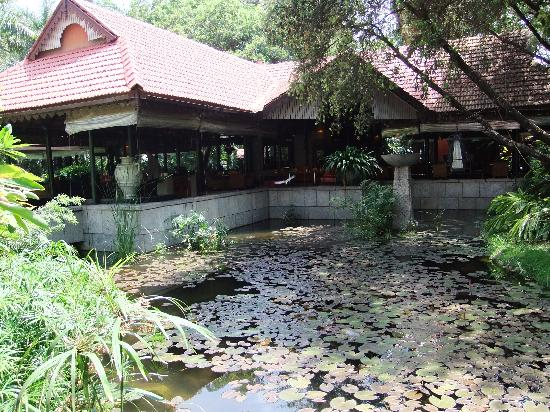 The Taj West End  Blue Ginger Vietnamese restaurant. Villa where I stayed   Picture of The Taj West End  Bengaluru