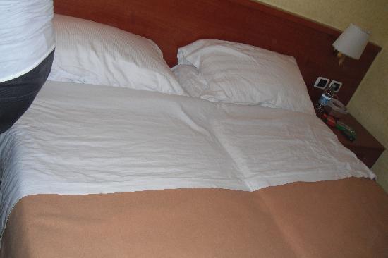 La casa dell'arte : bed