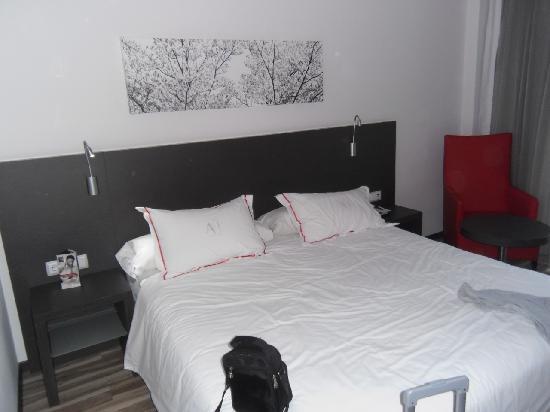 Eurostars Arenas de Pinto: Habitación