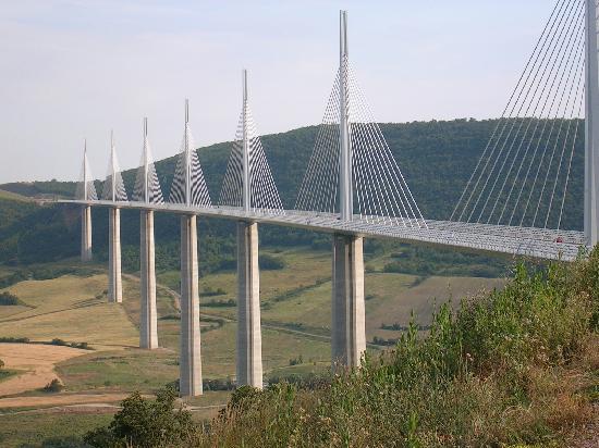 Viaduc de Millau : Viadukt Millau