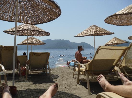 Green Nature Resort & Spa: Close beach