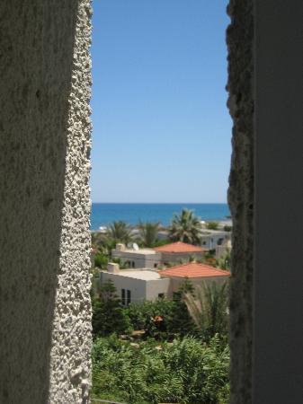Arina Sand Resort: squarcio vista camera