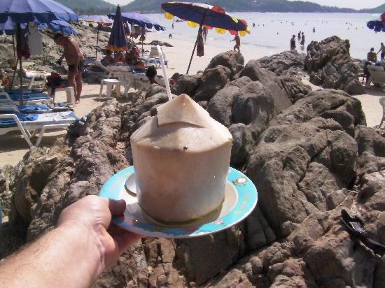 سيفين سيز هوتل: petite plage au top