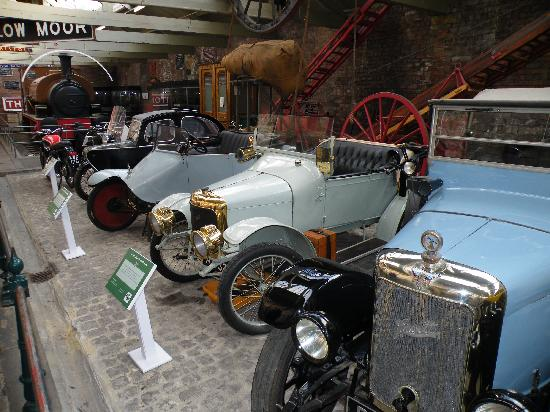Bradford, UK: Transport gallery.