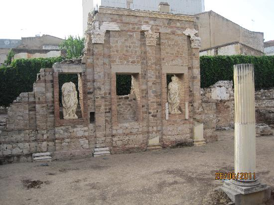 Nova Roma: Templo de Diana