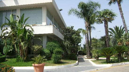 Villa Orchidea: Hotel view