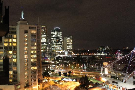 Mantra Southbank Melbourne: View from room 1308