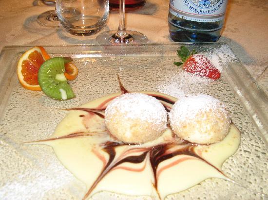 Pozza di Fassa, Italien: uno dei dolci