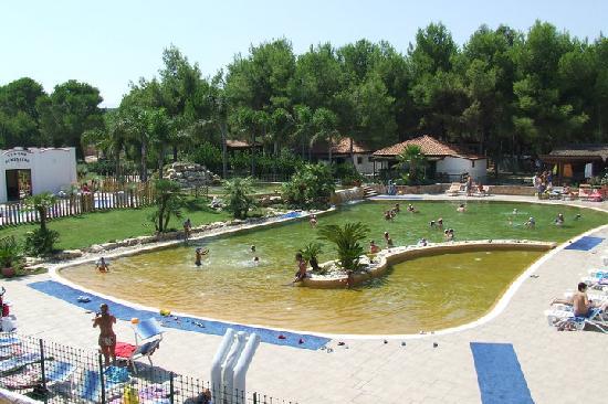 Siesta Camping Villaggio Hotel: Piscina Siesta