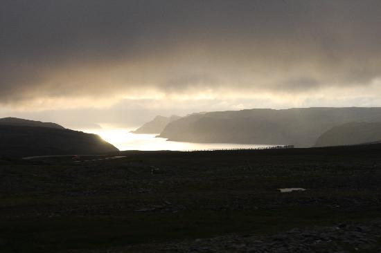 Northern Norway, Norway: minuit au cap nord
