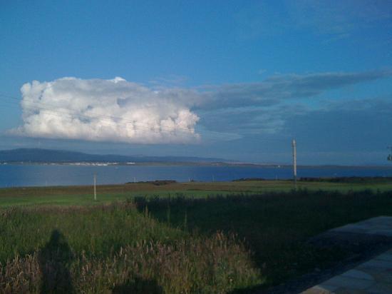 Kentraw Farmhouse: The view