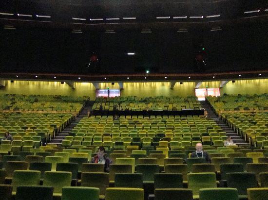 Melbourne Convention and Exhibition Centre: Hauptvortragsraum