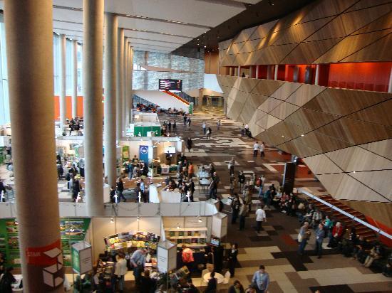 Melbourne Convention and Exhibition Centre: Halle