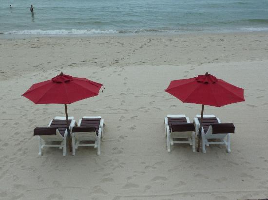 Kirikayan Boutique Resort: Strand