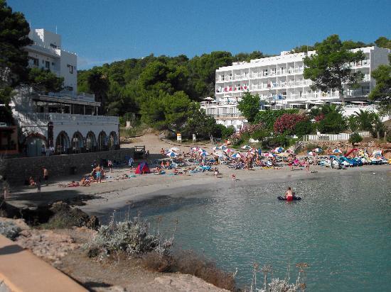 Granada Apartments: S'Arenal Petit, Portinatx