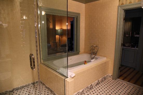 Hotel ICON, Autograph Collection : Bathtub overlooking room