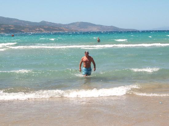 Elpida Hotel: Stunning Beach