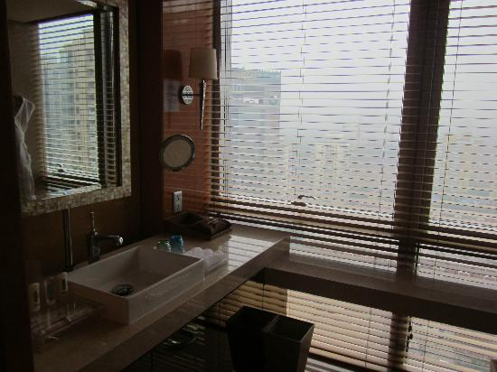 โครวเนพลาซาปักกิ่งเฉาหยางยู-ทาว์น: Bathroom