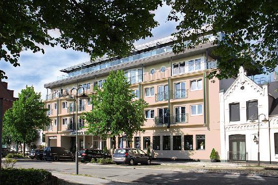 Thomas Hotel : Außenansicht