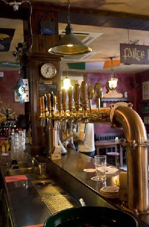 Irish Pub Celtic Druid
