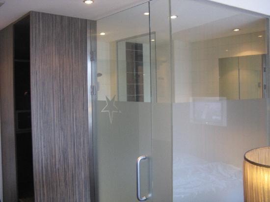 โรงแรมเวสท์คอร์ดซิตี้เซ็นเตอร์ อัมสเตอร์ดัม: Bathroom wall - pic 5
