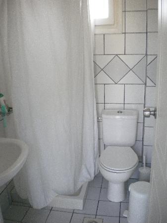 Yialos Ios Hotel : il bagno