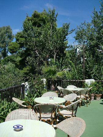 Casamicciola Terme, Italia: relax zone