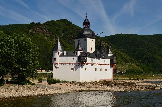 Rheintal: Schloss Pfalz