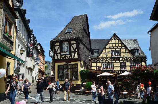 Rheintal: Rüdesheim