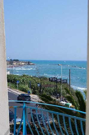 Hotel L'Approdo: View from the balcony