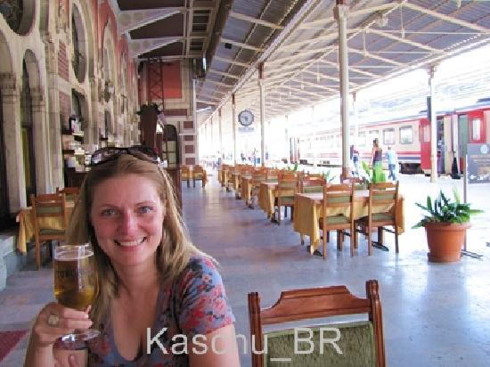 Sirkeci Station: Sirkeci Train Station - Orient Express Restaurant
