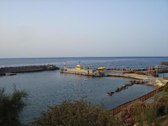 Iberostar Creta Marine: petite crique sympa au pied de l'hôtel