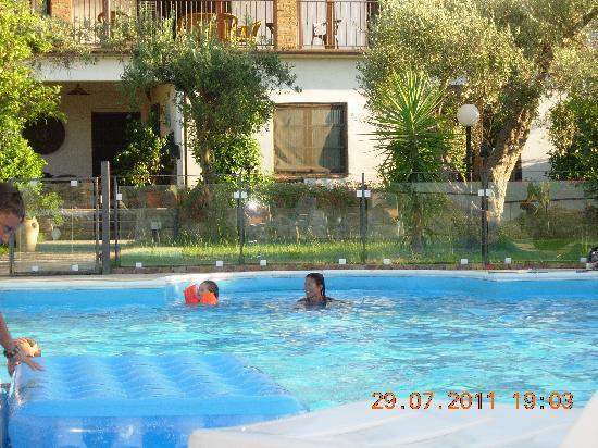 Agriturismo Primofiore: piscina