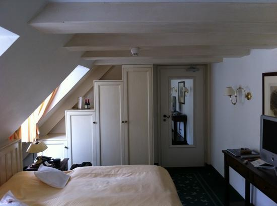 Forsthaus Heiligenberg: Zimmer Quitte