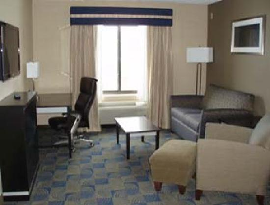 Express Inn & Suites: Suite