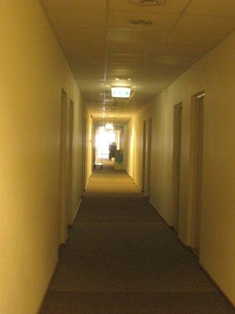 Corner Hotel: 3-rd floor