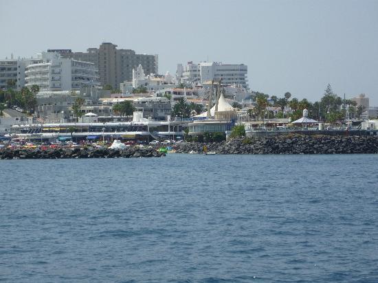 Gran Hotel Turquesa Playa : Puerto Colon/South Tenerife