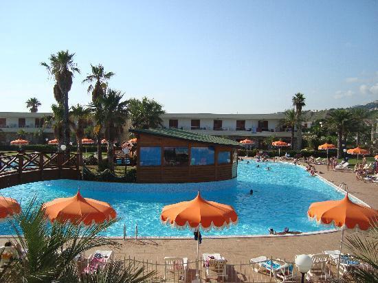 La Castellana  Residence Club: vista balcone