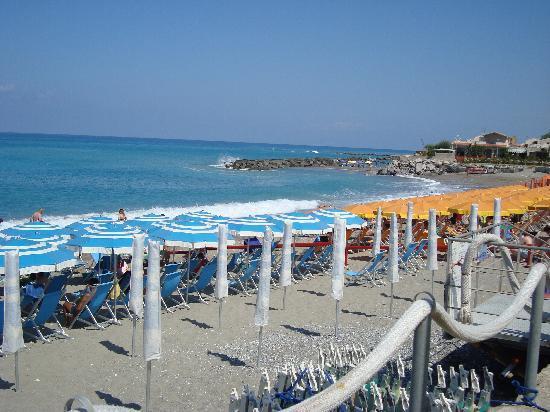 La Castellana  Residence Club : spiaggia