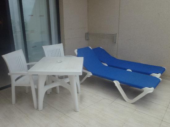 Hotel Coronas Playa: balcony
