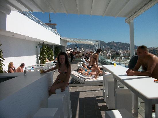 Villa Del Mar Hotel: zona de spa