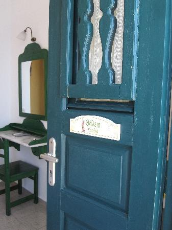 Villa Remvi: Entrance