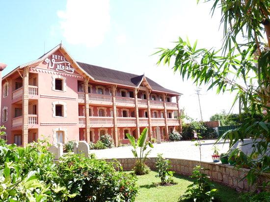 Vatolahy Hotel : Batiment style Tradition