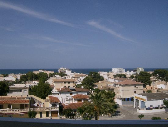 SuneoClub Haiti: Another balcony view