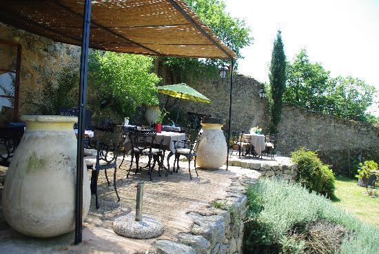 PALAZZU PIGNA : La terrasse